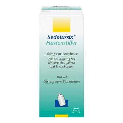 Sedotussin Hustenstiller 2,13mg/ml