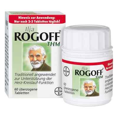 Ilja Rogoff Thm überzogene Tabletten  bei apotheke.at bestellen