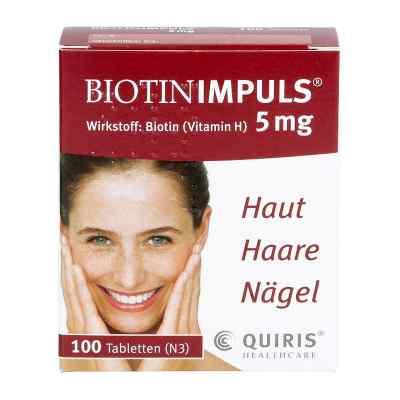 Biotin Impuls 5 mg Tabletten  bei apotheke.at bestellen