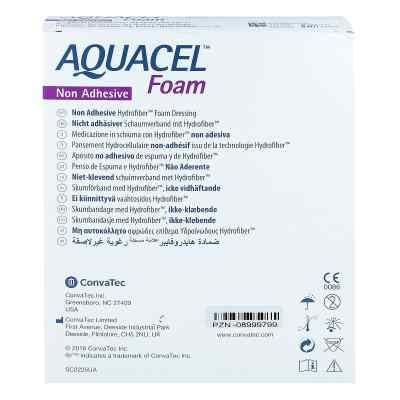 Aquacel Foam nicht adhäsiv 10x10 cm Verband  bei apotheke.at bestellen