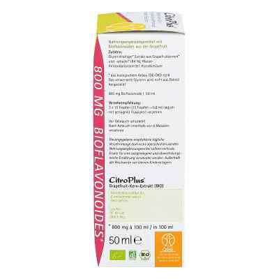 Citroplus 800 Bio Grapefruit Kern Extrakt Liquidum  bei apotheke.at bestellen