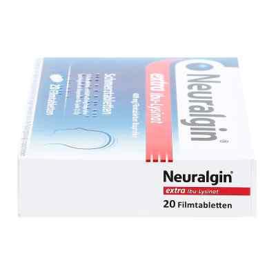 Neuralgin extra Ibu-Lysinat  bei apotheke.at bestellen