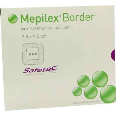 Mepilex Border Schaumverband 7,5x7,5cm  bei apotheke.at bestellen
