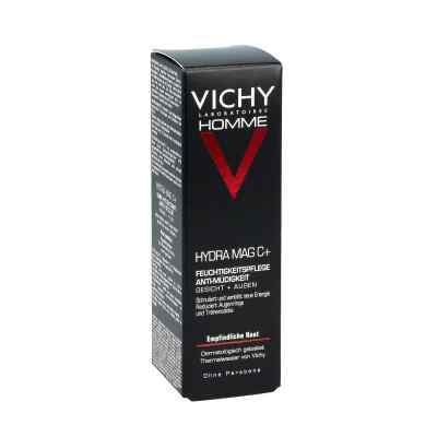 Vichy Homme Hydra Mag C + Creme