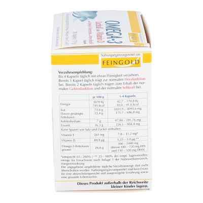 Omega 3 Lachsöl plus Vitamine d pl. Omega3 Konz.kps.