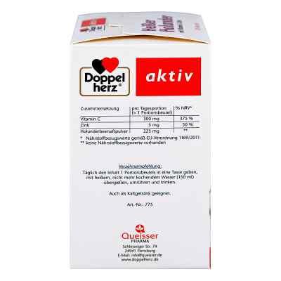 Doppelherz Heisser Holunder mit Vitamin C +Zink Granulat  bei apotheke.at bestellen
