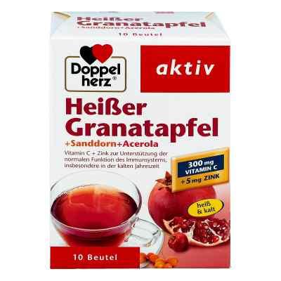 Doppelherz Heisser Granatapfel+sanddorn+acerola