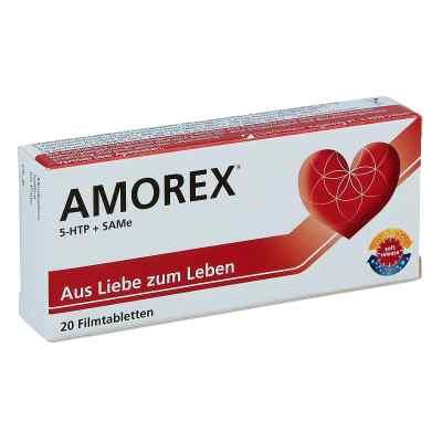 Amorex Tabletten bei Liebeskummer und Trennung  bei apotheke.at bestellen