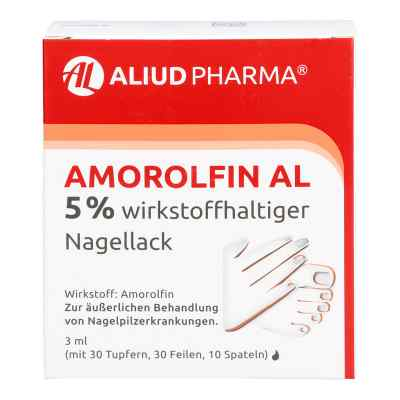Amorolfin AL 5%  bei apotheke.at bestellen