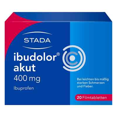 Ibudolor akut 400mg  bei apotheke.at bestellen