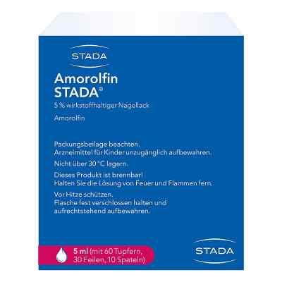 Amorolfin STADA 5%  bei apotheke.at bestellen