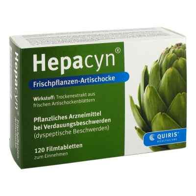 Hepacyn Frischpflanzen-Artischocke  bei apotheke.at bestellen