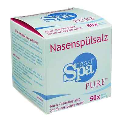 Nasal Spa Nasenspühlsalz Pure