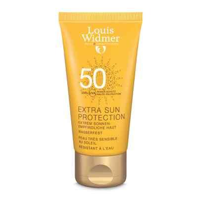 Widmer Extra Sun Protection 50 Creme unparfümiert  bei apotheke.at bestellen