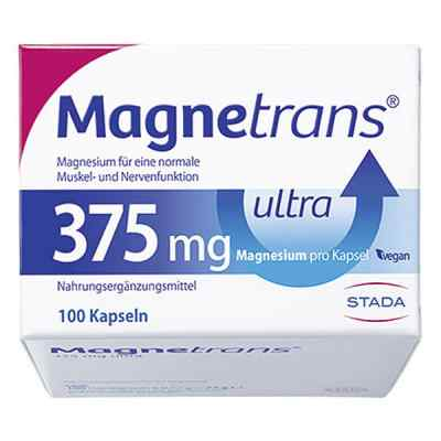 Magnetrans 375 mg ultra Kapseln  bei apotheke.at bestellen