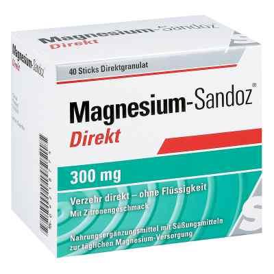 Magnesium Sandoz Direkt 300 mg Pellets  bei apotheke.at bestellen