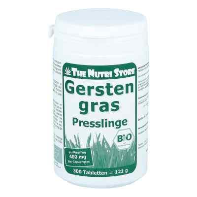 Gerstengras 400 mg Bio Presslinge  bei apotheke.at bestellen