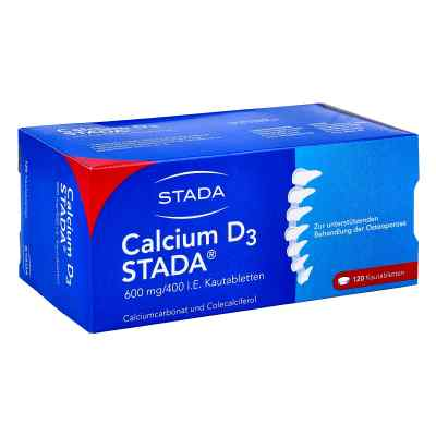 Calcium D3 STADA 600mg/400 internationale Einheiten  bei apotheke.at bestellen