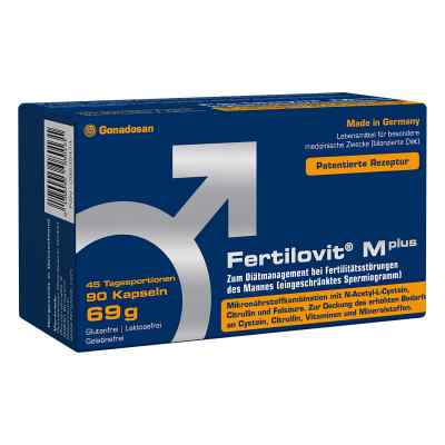 Fertilovit M Plus Kapseln