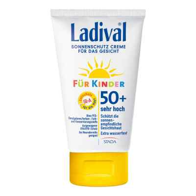 Ladival Kinder Sonnenschutz Creme Gesicht Lsf 50+