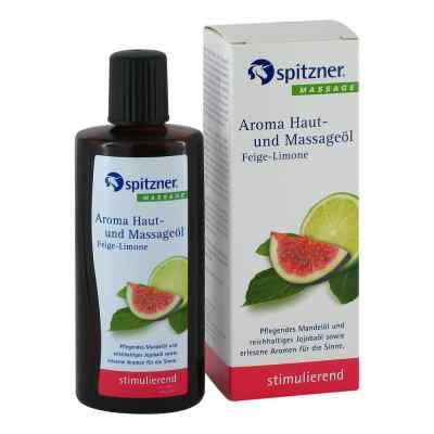 Spitzner Haut- und Massageöl Feige Limone  bei apotheke.at bestellen
