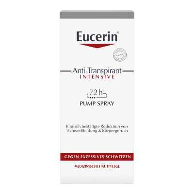 Eucerin Deodorant Antitranspirant Spray 72 h  bei apotheke.at bestellen