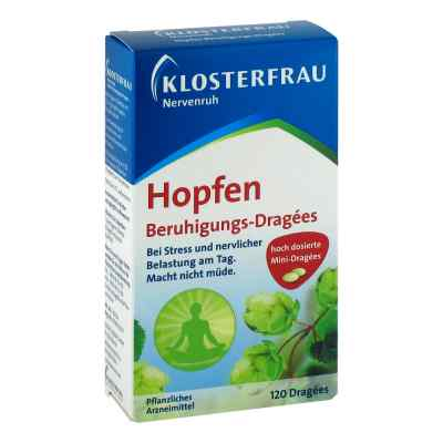 Klosterfrau Hopfen Beruhigungs-Dragees Nervenruh