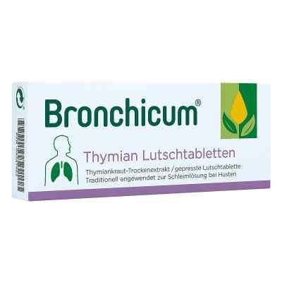 Bronchicum Thymian Lutschtabletten  bei apotheke.at bestellen