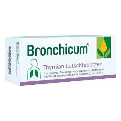 Bronchicum Thymian Lutschtabletten - bei Husten  bei apotheke.at bestellen