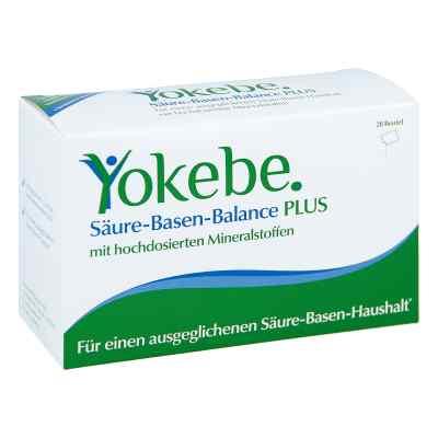 Yokebe Plus Säure-basen-balance Beutel  bei apotheke.at bestellen