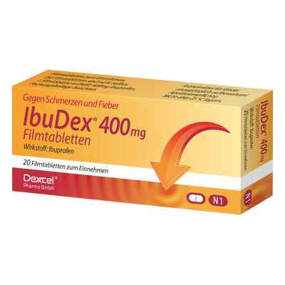IbuDex 400mg  bei apotheke.at bestellen