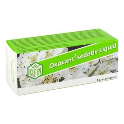 Oxacant sedativ Liquid  bei apotheke.at bestellen