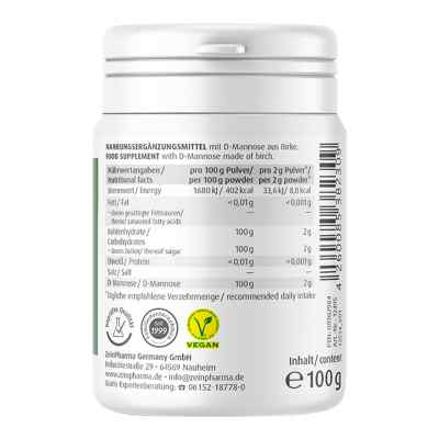 Natural D-mannose Powder  bei apotheke.at bestellen