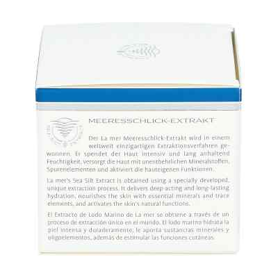 La Mer Feuchtigkeitscreme mit Parfüm