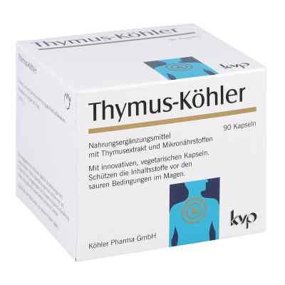 Thymus Köhler Kapseln  bei apotheke.at bestellen