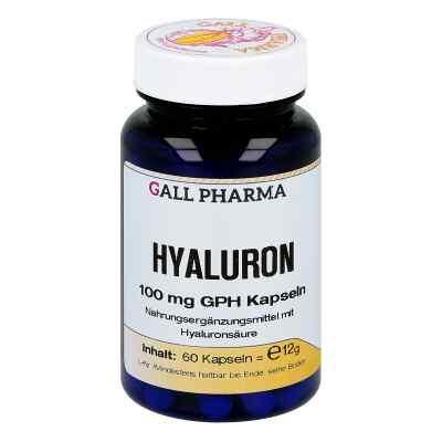 Hyaluron 100 mg Gph Kapseln  bei apotheke.at bestellen