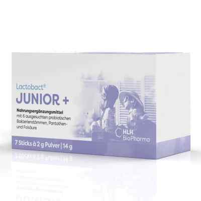 Lactobact Junior 7 Tage Beutel  bei apotheke.at bestellen