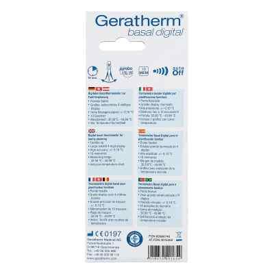 Geratherm basal digital Basalthermometer  bei apotheke.at bestellen
