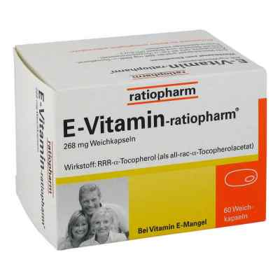 E Vitamin ratiopharm Kapseln  bei apotheke.at bestellen