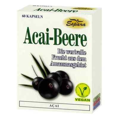 Acai Beere Kapseln  bei apotheke.at bestellen