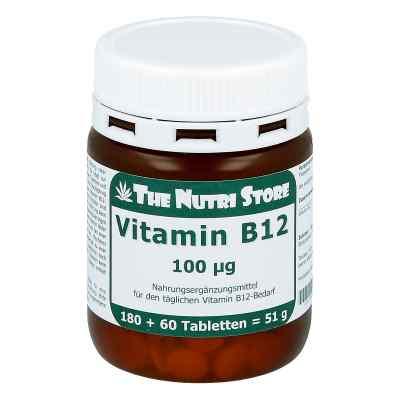 Vitamin B12 100 [my]g Tabletten  bei apotheke.at bestellen
