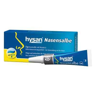 Hysan Nasensalbe  bei apotheke.at bestellen