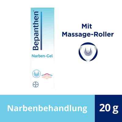 Bepanthen Narben-gel mit Massage-roller  bei apotheke.at bestellen