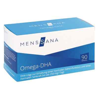 Omega Dha Menssana