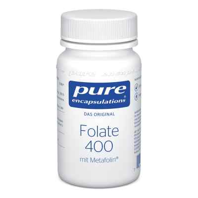 Pure Encapsulations Folate 400 Kapseln