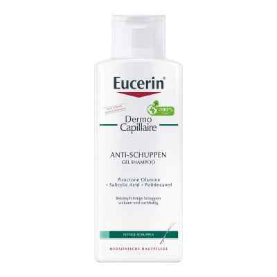 Eucerin Dermocapillaire Anti-schuppen Gel Shampoo  bei apotheke.at bestellen