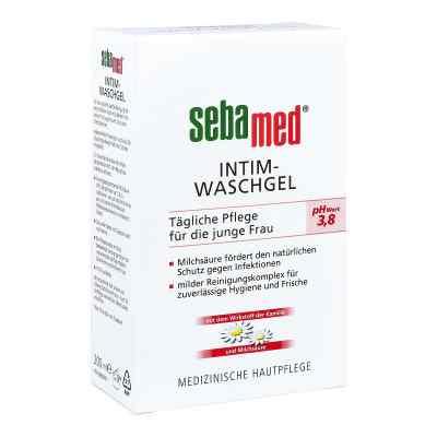 Sebamed Intim Waschgel pH 3,8 für die junge Frau  bei apotheke.at bestellen
