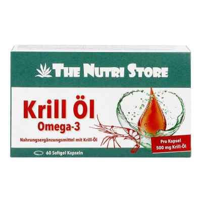 Krillöl 500 mg Kapseln  bei apotheke.at bestellen