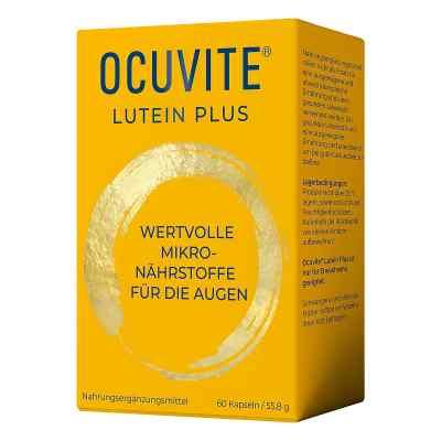 Ocuvite Lutein Plus Kapseln  bei apotheke.at bestellen