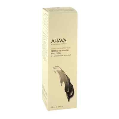 Ahava Dermud nourishing body cream  bei apotheke.at bestellen